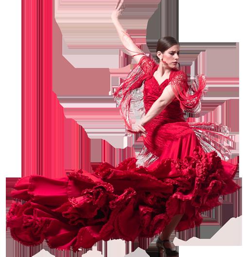 Tubes femmes debout danseuse de flamenco - Danseuse flamenco dessin ...